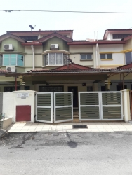Double Storey Terrace House Seksyen 8, Bandar Baru Bangi