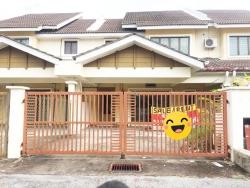 Double Storey Terrace Taman Desa Kasia Nilai