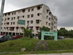 Pangsapuri Seri Dahlia Bandar Seri Putra Kajang Selangor