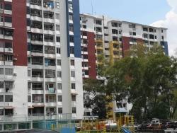 Corner Unit Apartment Desa Tasik Sungai Besi Kuala Lumpur Untuk dijual segera