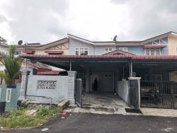 BOLEH NEGO Double Storey Terrace Bukit Sentosa Bukit Beruntung Rawang