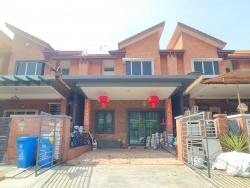 SAIZ 22x70 2 Storey Terrace Alam Budiman Seksyen U10 Shah Alam