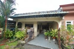 EXTEND KITCHEN Rumah Teres Setingkat Taman Sri Nanding Hulu Langat