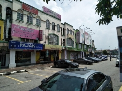 RENOVATED OFFICE IN BANDAR BARU BANGI JALAN MEDAN PB2, SEKSYEN 9