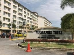 Apartment Topaz Blok A Dengkil