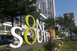 FLEXIS CONDO at ONE SOUTH 628 sft SERI KEMBANGAN ( BELOW MARKET PRICE )
