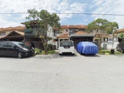 Rumah Teres 2 Tingkat Type Zanti Saujana Rawang Bdr Country Homes