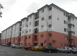 MEDIUM COST MURAH!!! Sri Nelayan Apartment Telok Gong Klang