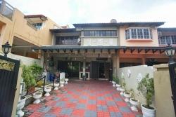 LAND 24x75 Double Storey Jalan Persiaran Zaaba Taman Tun Dr Ismail KL