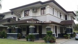 For Sale Double Storey Bungalow Presint 10 Putrajaya