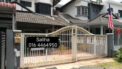 Double Storey Intermediate Saujana Impian