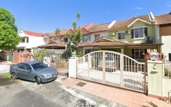 2 Storey Terrace House in Taman Bukit Angsana, Cheras for SALE!!