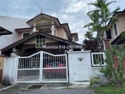 Renovated Extended Double Storey Taman Ixora, Bandar Baru Salak Tinggi