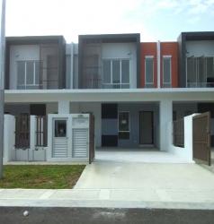 2 Storey Terrace House Pistia Aqualitis Setia Ecohill Aeon Semenyih