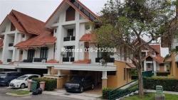 Freehold End Lot 2.5 Terrace House Presint 18 Putrajaya For Sale