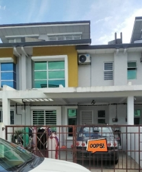 Renovated & Fully Furnished Double Storey House, Taman Mutiara Rinching Semenyih