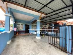 End Lot Facing Open Rumah Teres Setingkat Taman Medan Jaya Telok Panglima Garang